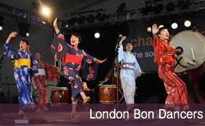 London Bon Dancers